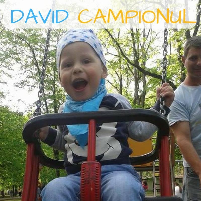 David povestea unui copil campion beneficiar al serviciilor Esperando